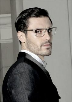 Pedro Soltz-yum.. This picture is sooooooo hot.. Sexy fine man with glasses!