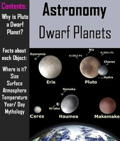 composition of dwarf planets - photo #26