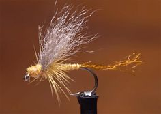 When fish are coming to the surface but won't touch your dun patterns, it's time to try an emerger, and this easy-to-tie pattern has all the attributes you look for in an emerger imitation: it sits. . .Read More »