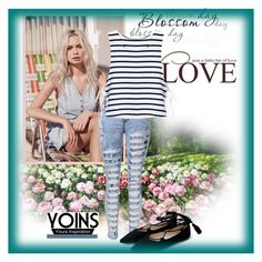 """YOINS 41"" by emily-5555 ❤ liked on Polyvore"