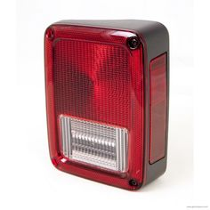 Right Tail Light; 07-16 Jeep Wrangler JK