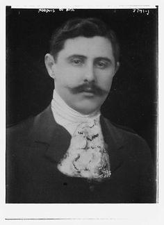 John Crichton-Stuart, 4th Marquess of Bute (1881 – 1947) was a Scottish peer. He was the son of John Crichton-Stuart, 3rd Marquess of Bute & Gwendolen Fitzalan-Howard, a daughter of Edward Fitzalan-Howard, 1st Baron Howard of Glossop & granddaughter of Henry Howard, 13th Duke of Norfolk.