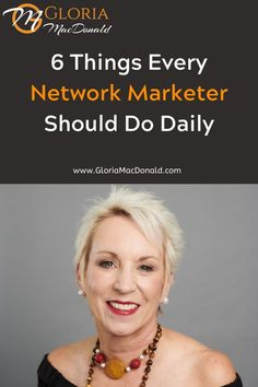 There are 6 key activities every network marketer needs to do daily to build a rock solid foundation for your business.  Today I'm going to...  ✅ reveal exactly what each one of these business building tasks are  ✅ show you what I do each day to get them done  ✅ give you tips to optimize your time in doing them  ✅ AND... tell you my favorite freebie tools I use every day.