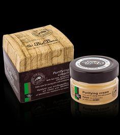 #BioAroma. Natuurlijk en biologische #acne #crème