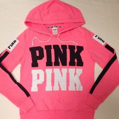 VS PINK PERFECT PULLOVER HOODIE SIZE MEDIUM. WASHED AND WORN A HANDFUL OF TIMES. THERE IS A UNNOTICEABLE MARK ON THE SLEEVE THAT IS PICTURED AND VERY LITTLE PILLING NO TRADES REASONABLE OFFERS CONSIDERED PINK Victoria's Secret Tops Sweatshirts & Hoodies Vs Pink, Pullover Hoodie, Victoria Secret Bags, Hoodies, Sweatshirts, Fashion Design, Fashion Tips, Fashion Trends, Victoria's Secret Pink