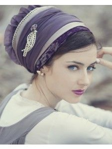 Head coverings aren't only for the religious… | Modest Fashion Blog