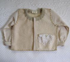 PHIPPA  Toddler Girl Sweater made from Recycled Sweaters 461 by heartfeltbaby on Etsy