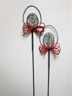 Wire Weaving, Wire Crafts, Wire Art, Easter Crafts, Projects To Try, Wraps, Decoration, Crafty, Spring