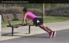 Training for your first obstacle-course race? This functional, whole-body workout will help you get ready for the route.