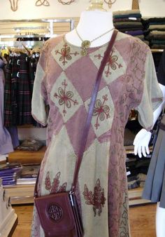 Clothing for the modern Celtic woman at Things Celtic