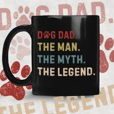 ☀ Get Yours ✔ 1 week delivery time ✔ fast and simple replacement ✔ we print in Germany & ship worldwide Morning Mood, Cup Art, Clay Food, Dog Wear, Dog Shirt, Dog Days, Tumbler, Bowls, You Got This