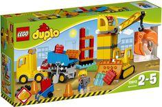 LEGO® DUPLO® - 10813 - Große Baustelle online kaufen ➤ Grosse Auswahl an LEGO ✔ Viele weitere Marken ✔ versandkostenfrei ab 50 CHF ✔