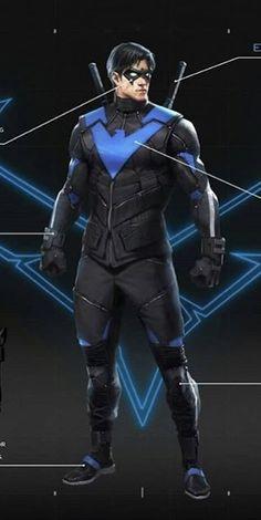 Superhero Characters, Fictional Characters, Shadowrun, Nightwing, Dc Universe, Gotham, Character Design, Batman, Robins
