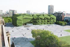 Musée d' Art Moderne à Varsovie / Camilo Rebelo