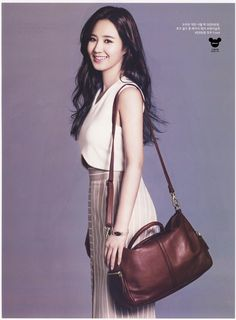 Yuri | InStyle Magazine May 2014 Issue | Fossil