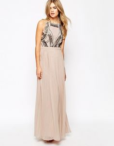 Beaded, Metallic, and Sequined Bridesmaid Dresses | Dress for the Wedding
