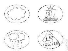 """Képtalálat a következőre: """"water cycle art and crafts for preschool"""""""