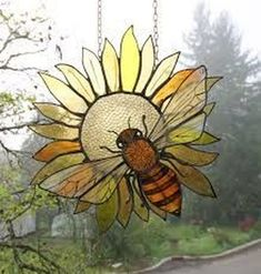 Stained Glass Animals Ideas 17