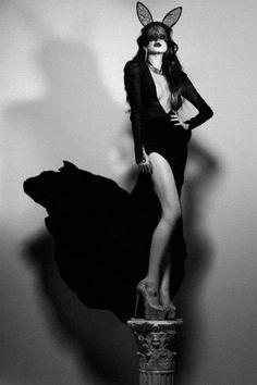 Model - Porcelain BlackPhotography - Louis AguilaMakeup & Hair - Katrine Lieberkind  SC|SC on Facebook