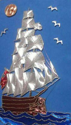 Little Mermaid ship