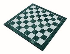 StonKraft 20 X 20 Collectible Green Marble Stone Large Chess Board Without Pieces  Appropriate Wooden  Brass Chess Pieces Chessmen separately availabe by StonKraft Brand * For more information, visit image link. Note: It's an affiliate link to Amazon.