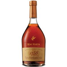Remy Martin 1738 Accord Royal Cognac - Merchant's Fine Wine: Metro Detroit's leading expert in wine, beer, spirits and gourmet foods. Whisky, Napoleon Cognac, Fun Drinks, Alcoholic Drinks, Cocktails, Beverages, Rum, Vodka, Tequila