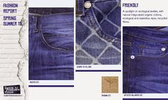 PREMIERVISION - SPRING/SUMMER 2015 DENIM