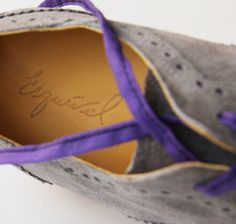 Esquivel grey brogues exclusively for goop-wish list