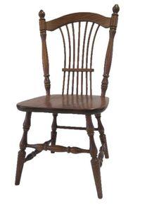 Amish Michigan Wheatland Dining Room Chair