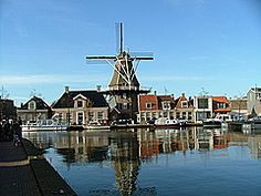 Meppel Place Of Birth, Le Moulin, Capital City, Netherlands, Dutch, Cool Pictures, Water Wheels, Windmills, Brainstorm