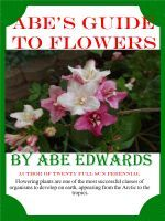Abes Guide to Flowers, an ebook by Richard Paul at Smashwords Spring Wildflowers, Wild Flowers, Planting Flowers, Plants, Wildflowers, Plant, Planets