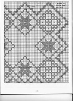 Types Of Embroidery, Learn Embroidery, Embroidery Patterns Free, Hand Embroidery, Embroidery Designs, Doily Patterns, Dress Patterns, Bargello Needlepoint, Hardanger Embroidery
