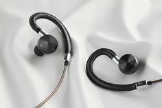 Eclipse #travelinstruments #leather #headphones #design #paris #black