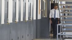 Obama Visits Federal Prison, A First For A Sitting President : It's All Politics : NPR