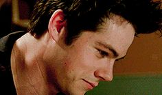 Imagine Dylan looking at you like this when he says he loves you for the first time.