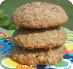 Whole Wheat Zucchini Cookies Recipe…