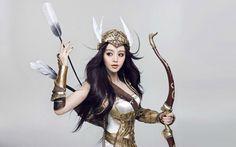Animated Warrior Fantasy