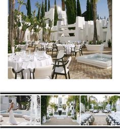 Marry in Spain Albayzin del Mar Almunecar Spanish Wedding Reception Gardens