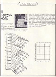 Magic Crochet Nº 17 - Edivana - Picasa Web Albums