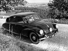 Tatra T87 (Czechoslovakia, 1936)