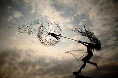 Hada de metal por Robin Wight