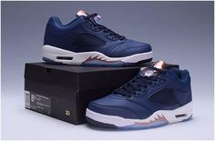 69243f2bc56d85 Air Jordan 5 Retro Mens Basketball shoes Dark blue Retro Jordans For Sale