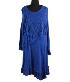 Sarah Santos Lagenlook Tunic Dress