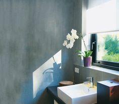 Efectos con pinturas y enduidos decorativos - Casa y Color