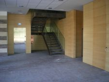 Forros de pared madera llagas Ladder, Entrance Halls, Offices, Stairway, Ladders