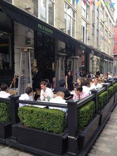 Piccolino - Italian Restaurant in London