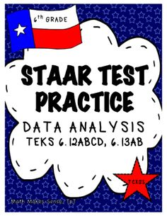 STAAR TEST PRACTICE * FINANCIAL LITERACY * GRADE 6 MATH ...