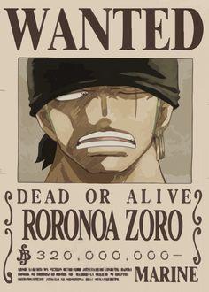 Nami One Piece, One Piece Comic, One Piece Anime, Poster One Piece, One Piece Crew, One Piece Pictures, One Piece Images, Roronoa Zoro, Wanted One Piece
