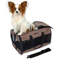 Petmate Soft-Sided Kennel Cab Pet Carrier, Large, Taupe $36.68