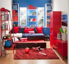 Recamara moderna para jovenes - Habitaciones juveniles modernas ...